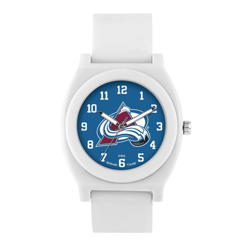 FAN WHITE SERIES COLORADO AVALANCHE