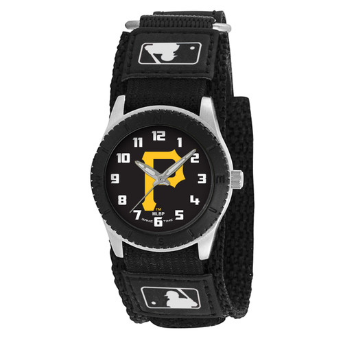 ROOKIE BLACK SERIES PITTSBURGH PIRATES P LOGO