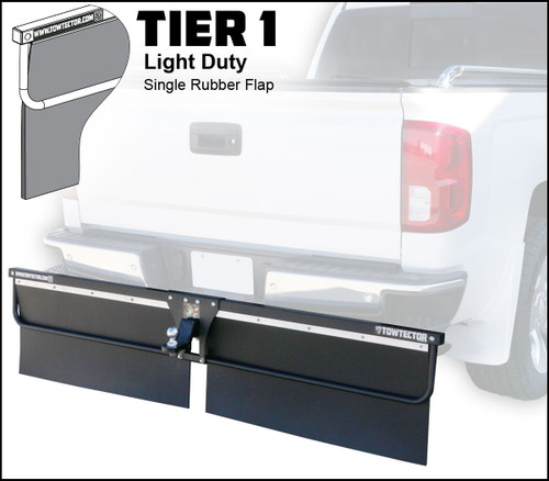 Tier 1 (Light Duty Single Rubber Flap)