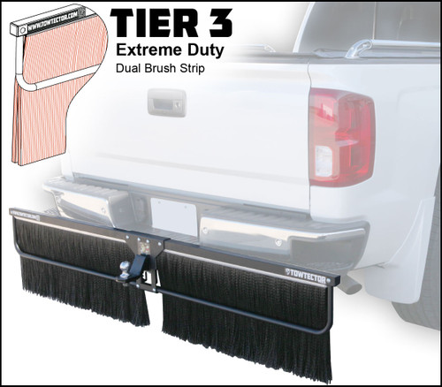 Tier 3 (Extreme Duty Dual Brush Strip)