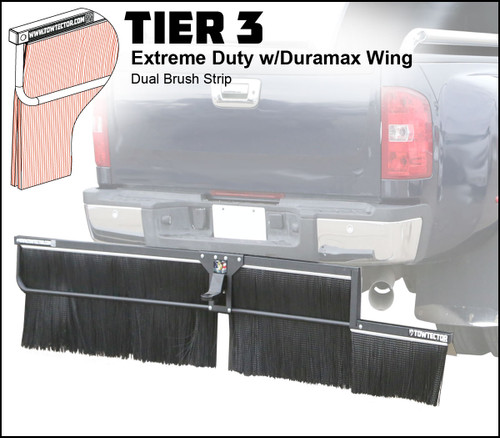 Clearance Item - 29618-DM Adjustable Towtector for DUal Wheeled Vehicle