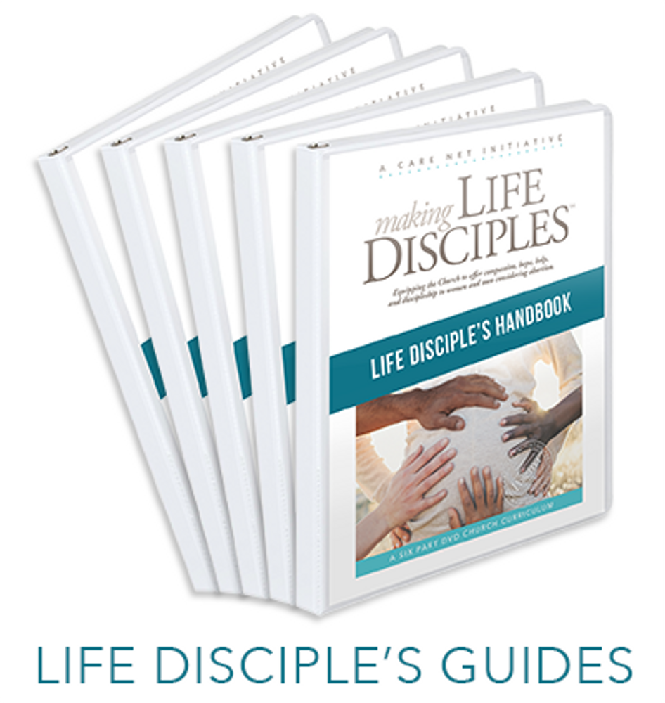 Life Disciple's Handbook Participant Guides (Bundle of 5)