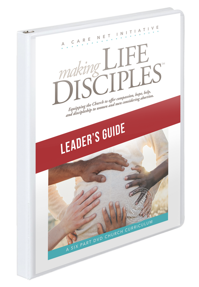 Making Life Disciples Leader's Guide (Dvd's not included)