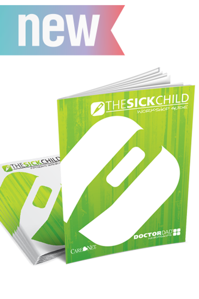 Doctor Dad: Sick child Workshop kit