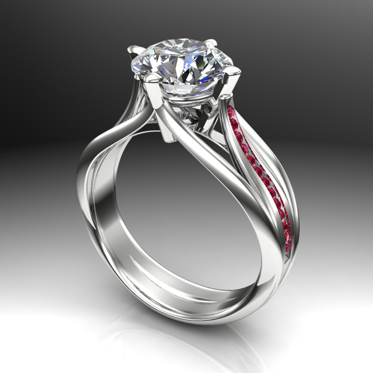 much carat ring diamond how engagement monster awesome size full wedding of rings graphics a should cost
