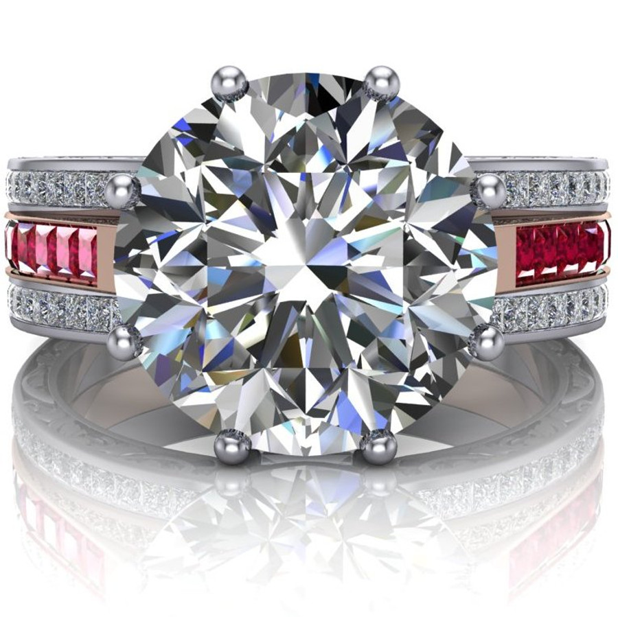 brilliant s simpson engagement ring jessica charming of accents ruby rings accent symphony diamond for