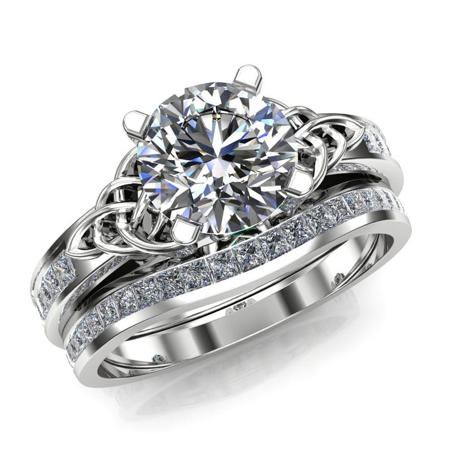 CUSTOM WEDDING RING for D