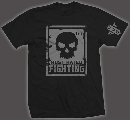 MH FIGHTING SKULL