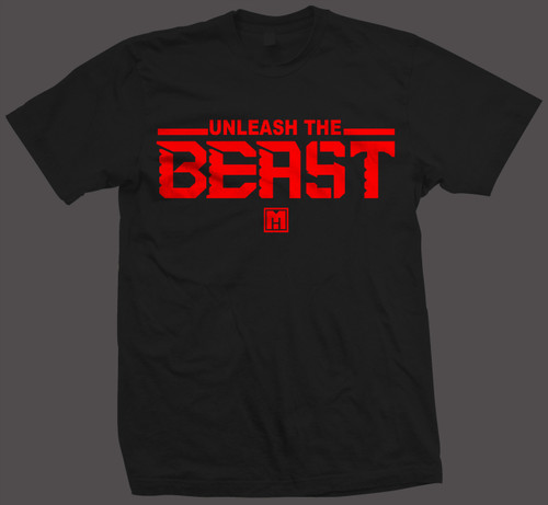 ..Unleash The Beast Red