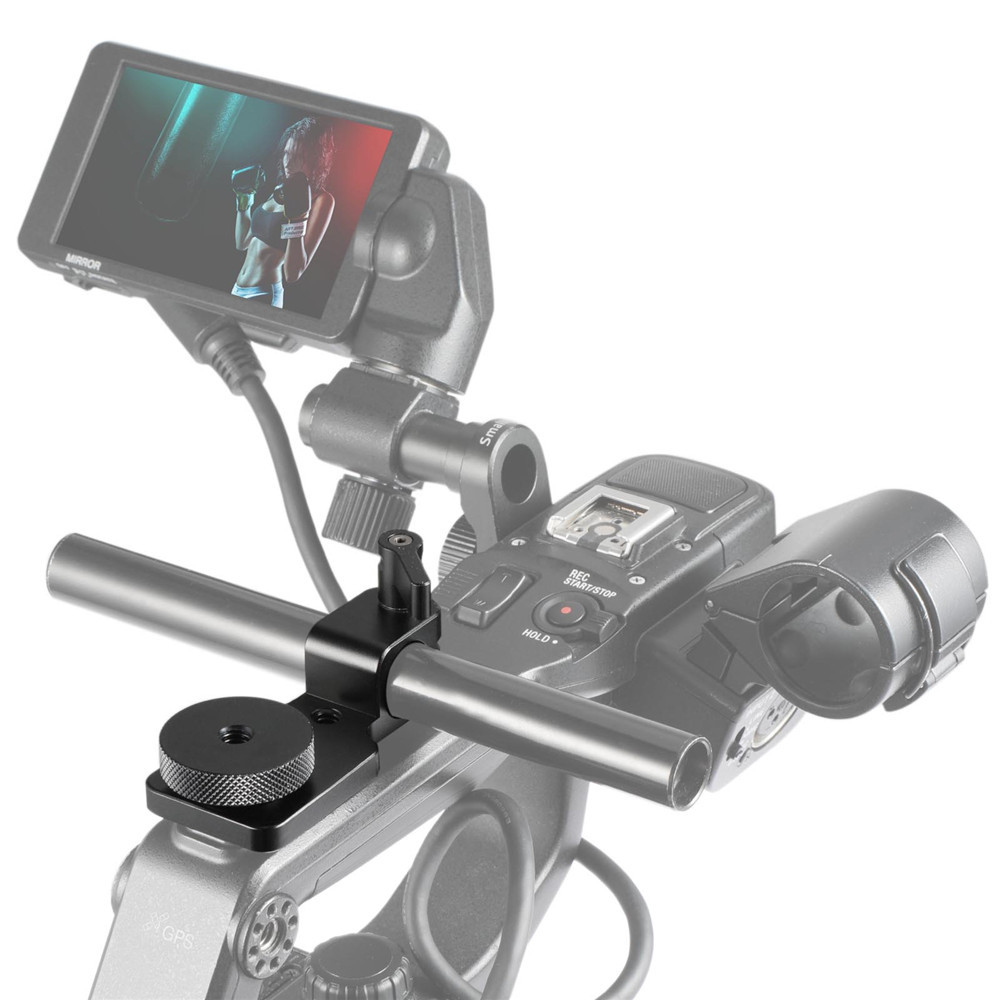 RodMount to attach your monitor or EVF to any 15mm rod 960