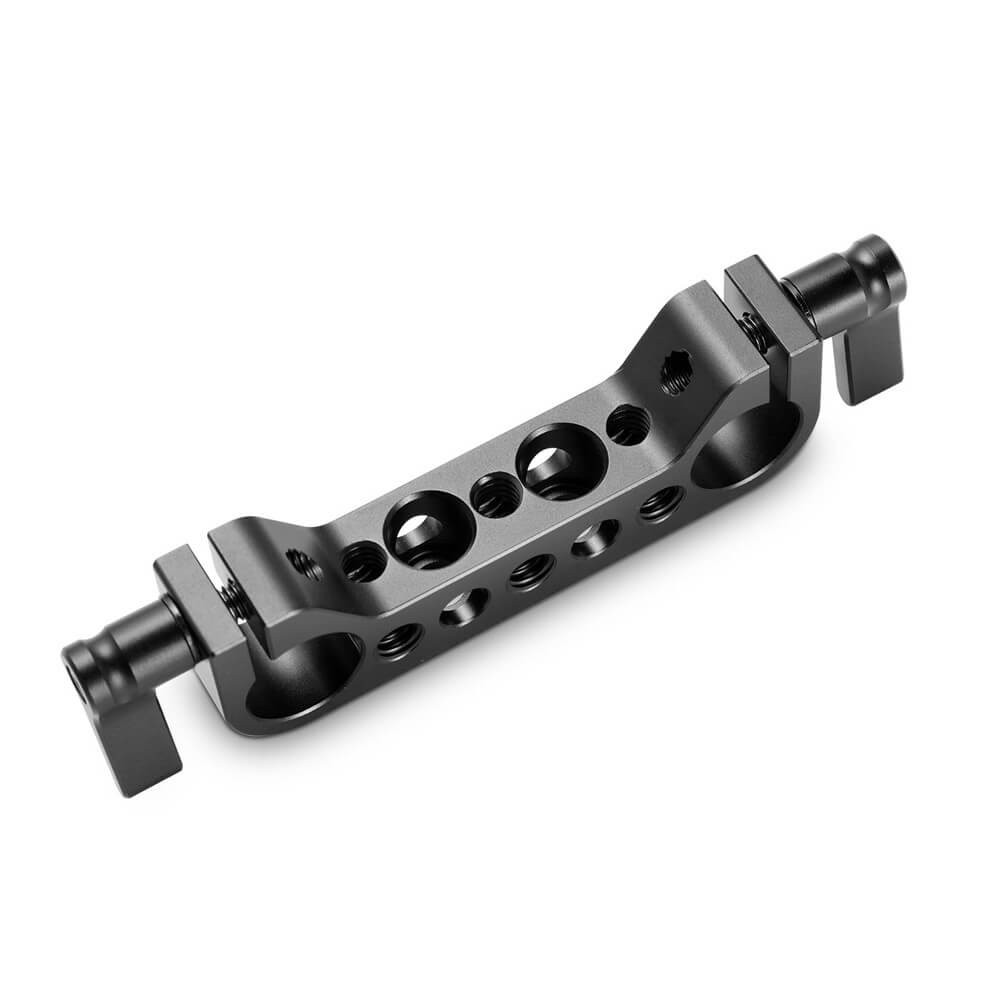 """SmallRig Dual 15mm Rod Clamp with 1/4"""" Threads 1078"""