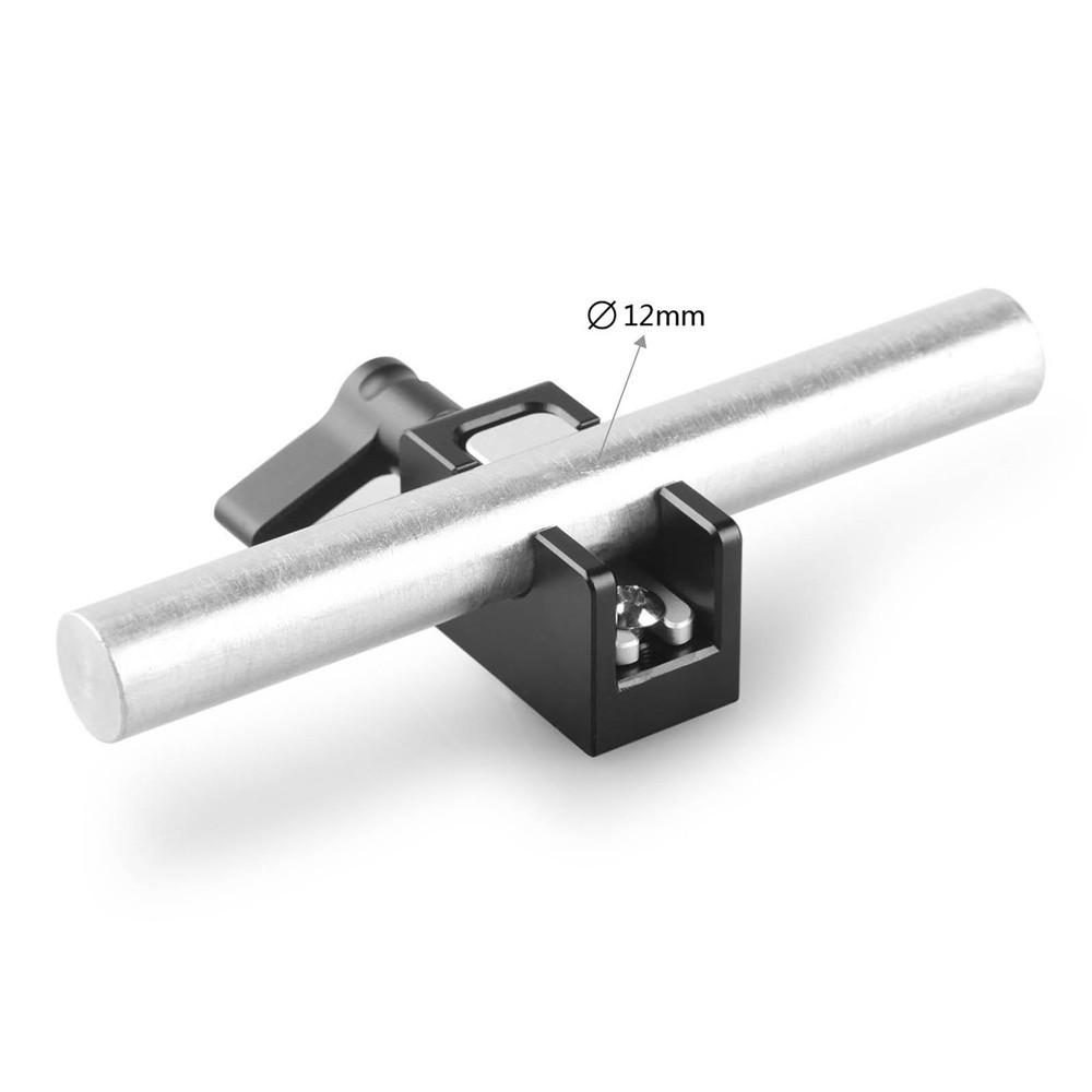 SMALLRIG QR Rail Clamp(12mm Rod) 1403