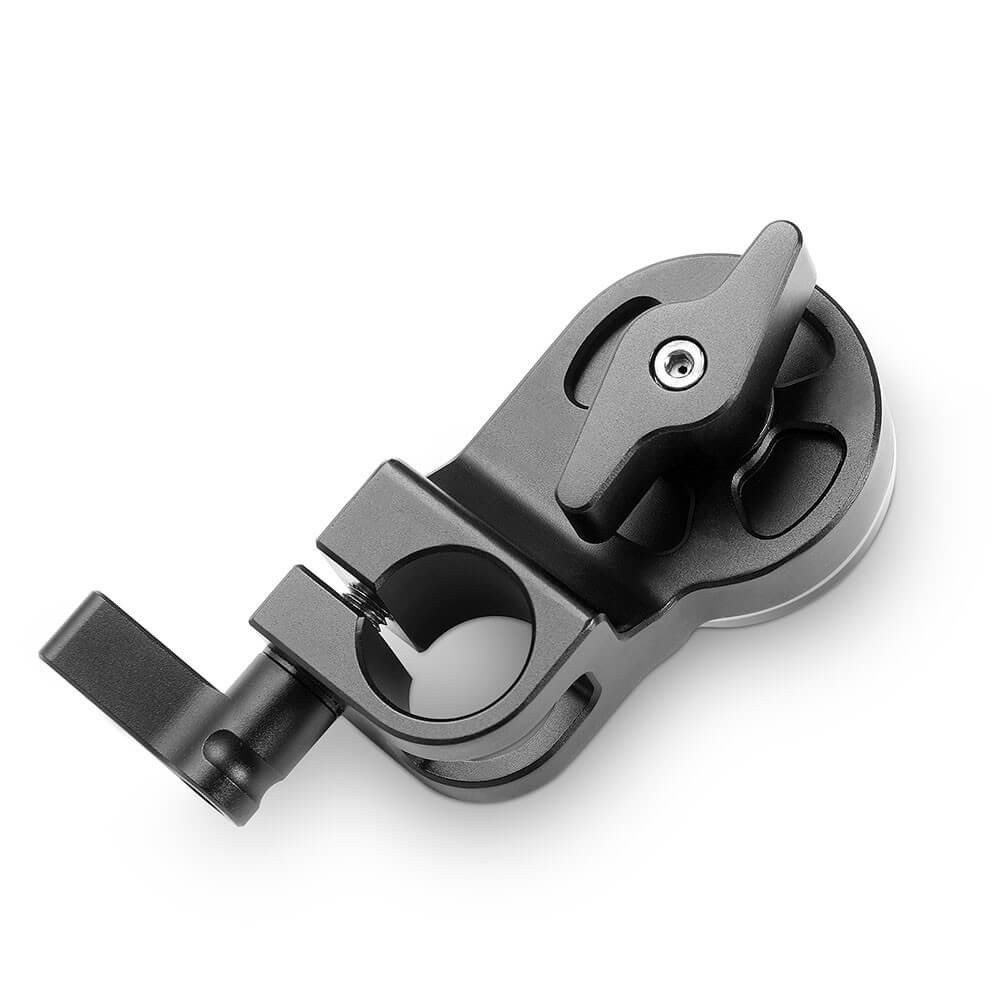 SMALLRIG 15mm Rod Clamp with ARRI Rosette(M6 screw hole) 1722