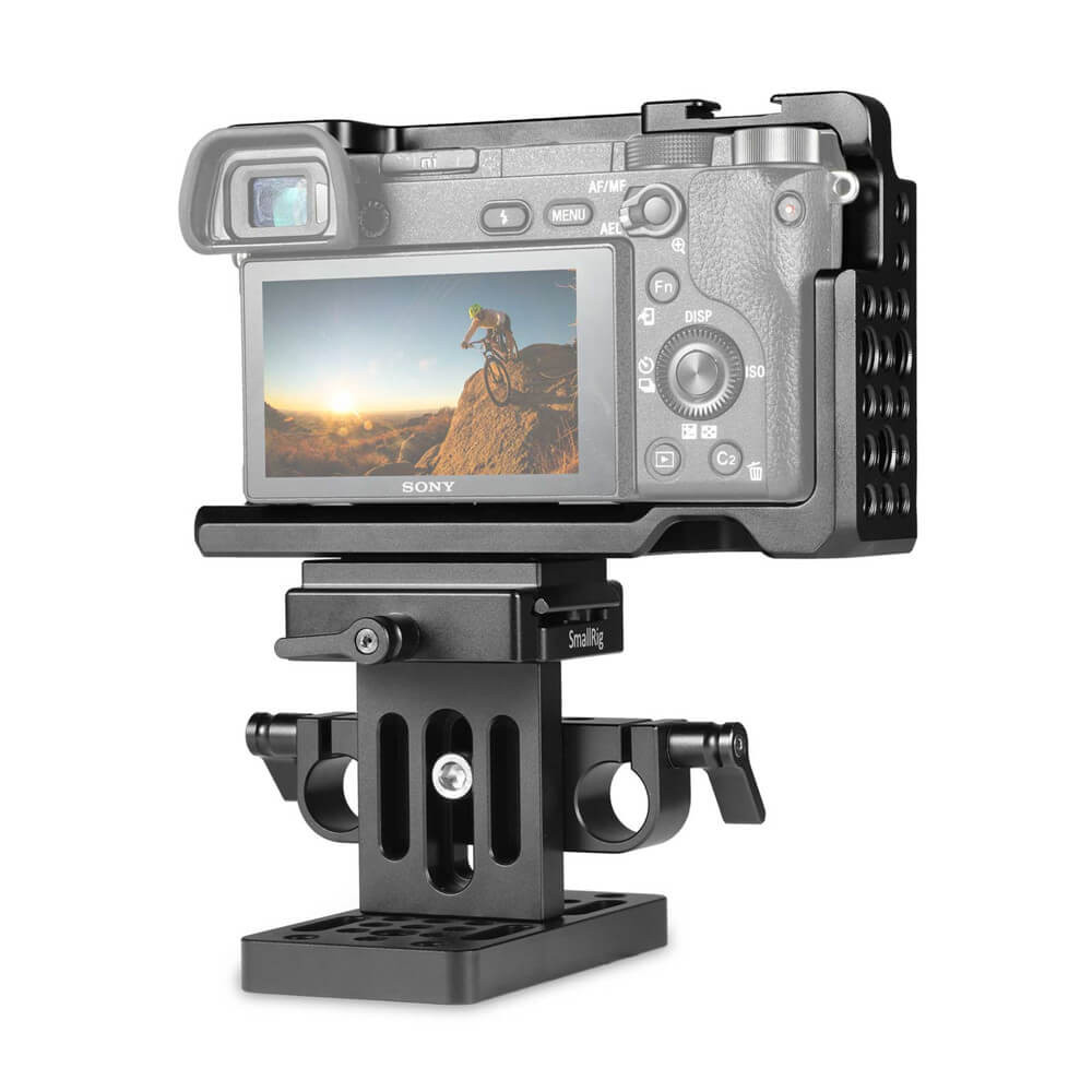 SmallRig Sony A6000A6300A6500 ILCE-6000ILCE-6300ILCE-6500 NEX7 Cage Kit (Arca Swiss) 1727