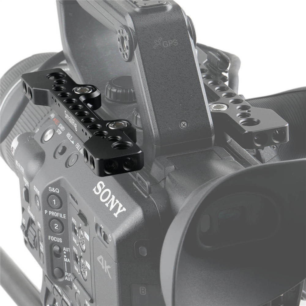 SMALLRIG Sony PXW-FS5 Camcorder Top Plate (Single) 1823
