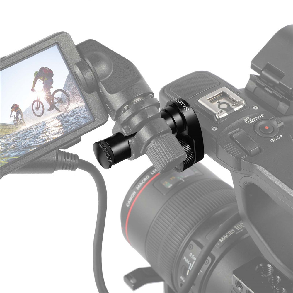 SMALLRIG Sony PXW-FS5 Camcorder LCD Screen Mounting Clamp Adapter 1831