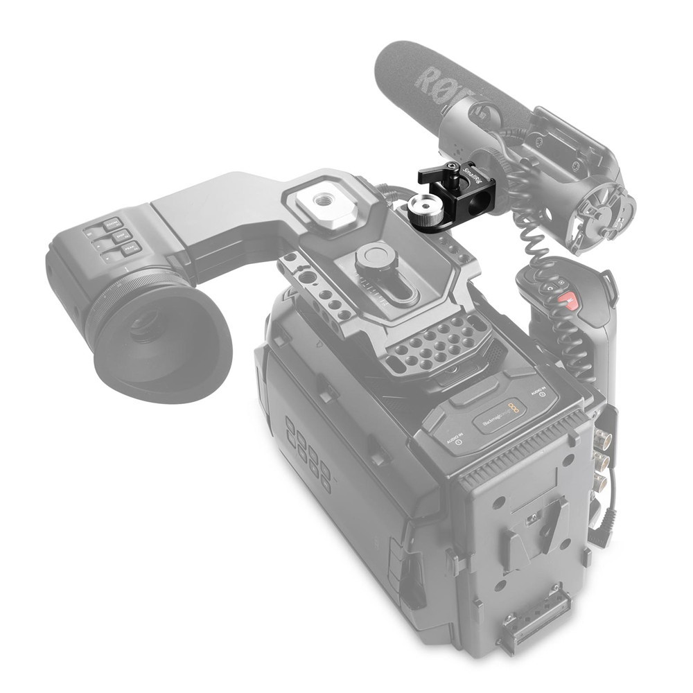 SmallRig 15mm Clamp with ARRI Accessory Mount 3/8''-16 Hole 2001
