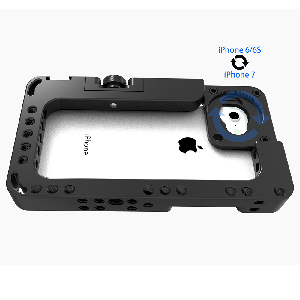 SmallRig IPHONE 6/6S/7 Cage with Lens Adapter 2041