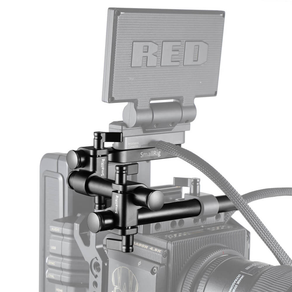 """SmallRig Monitor Mount for DSMC2 RED Touch 4.7"""" LCD/DSMC2 RED Touch 7.0"""" LCD/RED Touch 7.0"""" LCD 2042"""