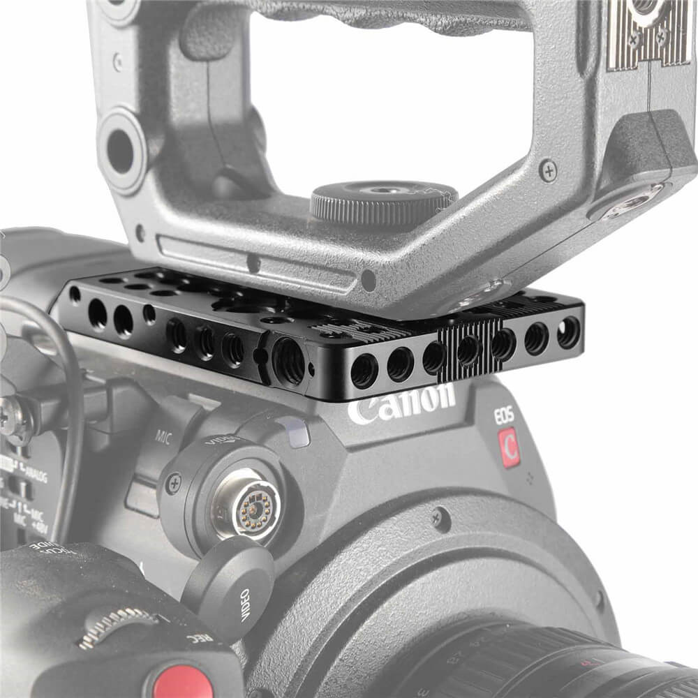 SmallRig Top Plate for Canon C200 Camera 2056
