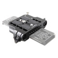 SMALLRIG ARRI Dovetail Clamp with 19mm Rod Clamp 1757