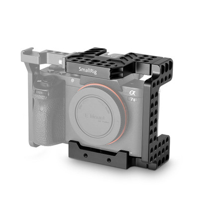 SmallRig Half Cage for Sony a7IIa7RIIa7SII 1673