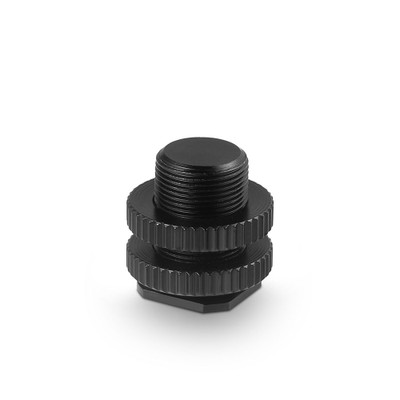 SmallRig 58 Male to 38 Female Cold Shoe Adapter 1858