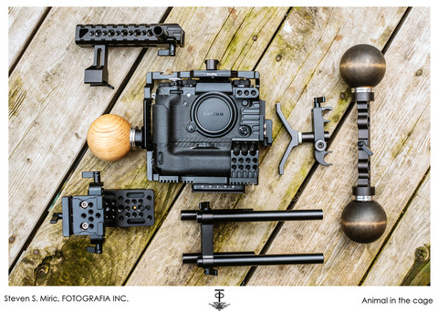 SmallRig X-T2 Cage Review