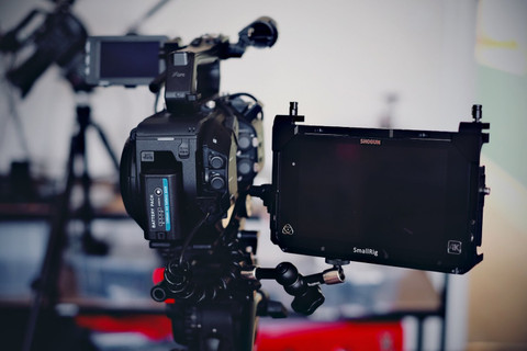 New Atomos Shogun Monitor Cage