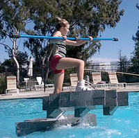 WoW Shoes Walk on Water 120 lbs. Under