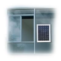 Natural Current 120w Solar Hybrid Wireless Power Transmission Station Kit 4
