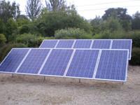 SunRay SolFlo 3 Solar Powered Pool Pump