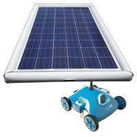 Savior Cleaner Robotic 120-watt Solar Pool Cleaner