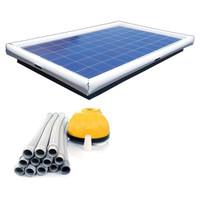 Savior Cleaner Suction 220-watt Solar Pool Cleaner