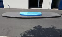 EVA SUP 16.0 Social Ranger Stand Up Paddle Board - Sliver