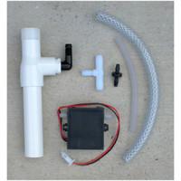 Savior Ionizer Ozone Aerator Pump Filter Pool Spa Pond 5000 Gallon 30-watt Solar Powered System