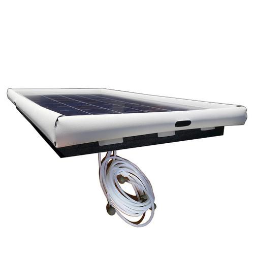 Savior Ozone Aerator Pool Spa Pond 500mg 120-watt Solar Powered System