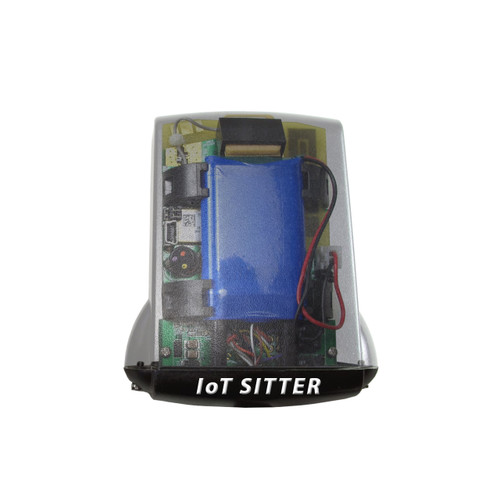 Object Sitter Baby - Internet of Things (IoT) unique identifier and transfer for human-to-human or human-to-computer interaction Sensors for Your Object