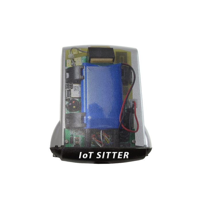 Chicken Sitter Adult plus  - Internet of Things (IoT) unique identifier and transfer for human-to-human or human-to-computer interaction Sensors for Your Chicken