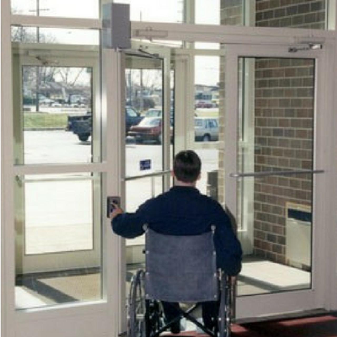 Commercial Door Opener Pro Model Careprodx