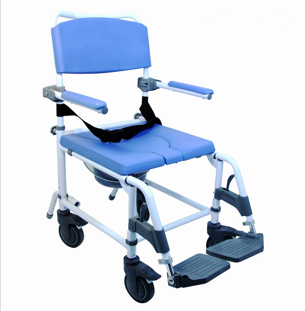 Best Wide Shower Commode Chair - CareProdx