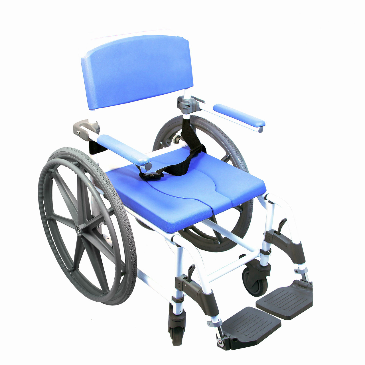 Extra Wide Shower Wheelchair - CareProdx