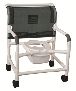 Bariatric Rolling Shower Chairs