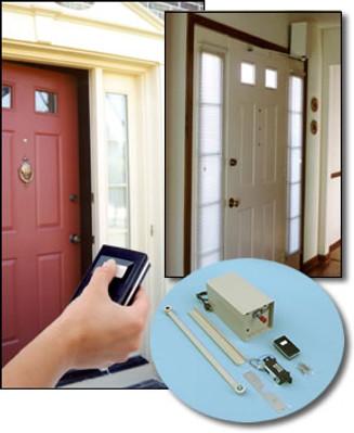Residential Handicapped Door Opener