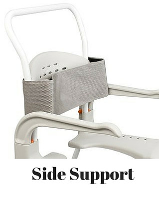 Side Supports For ETAC Clean Rolling Shower Chair