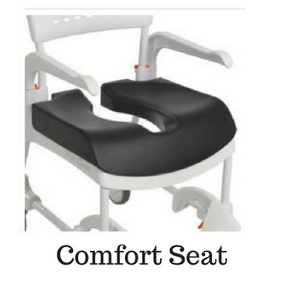 Comfort Seat for Shower Wheelchair by ETAC