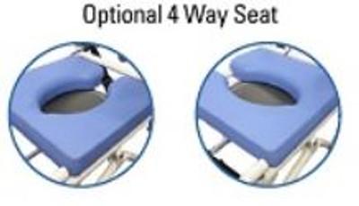 Optional 4 Way Seat