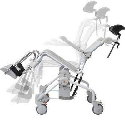 etac swift mobile tilt shower chair careprodx