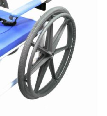 """24"""" Wheels For Ezee Shower Chair"""