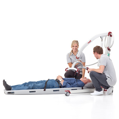 Molift 180 With Molift Patient Stretcher